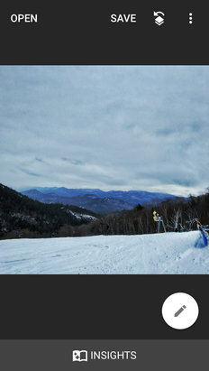 Whiteface Mountain Resort - Two days ago conditions were fine - powder, yesterday was icier, today was great, pure powder. - ©Ben