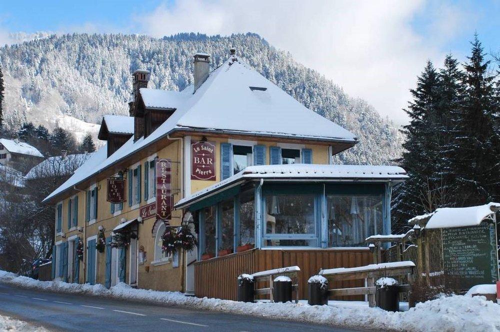 Hôtel Restaurant Le Saint-Pierre