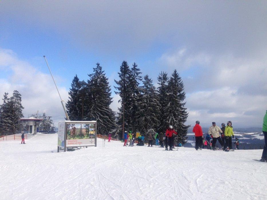 Skiareál Lipno - © Skiareál Lipno