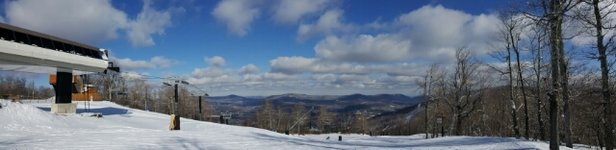 Windham Mountain - beautiful day! - © anonymous