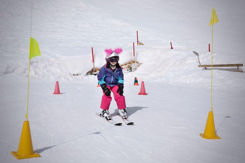 Auch die Kleinen erwartet im Skizentrum Sillian viel Spaß - © Skizentrum Sillian
