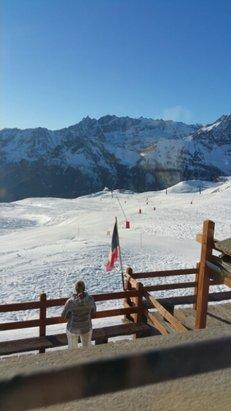 Valtournenche - Piste ghiacciate ma molto belle  - © Emanuele Franco