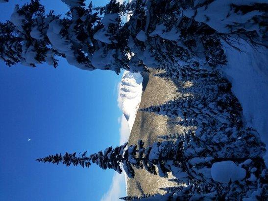 Winter Park Resort - Beautiful day Friday 1/6 - ©anonymous