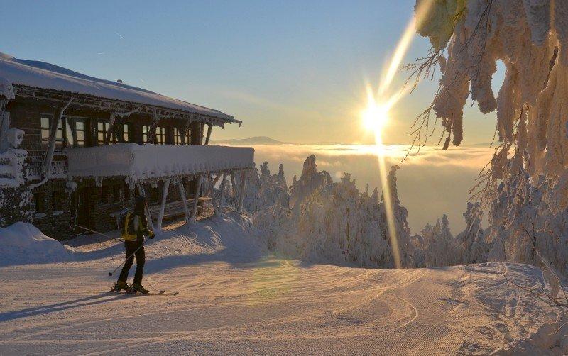 Berghaus Sonnenaufgang - © Hohenbogenbahn
