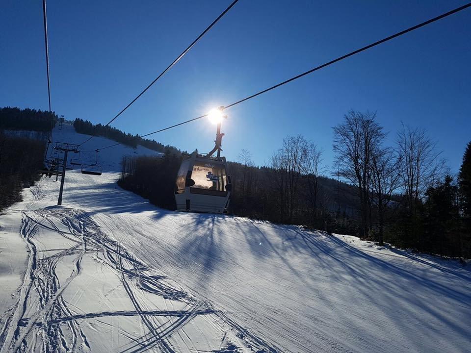 Snowparadise Veľká Rača Oščadnica, lokalita Laliky - © facebook Snowparadise Veľká Rača Oščadnica