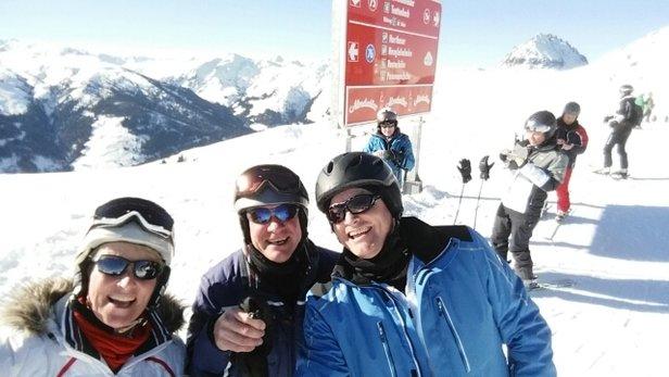 Kitzbühel - Top skicondities hier in Kirchberg! - © skiër
