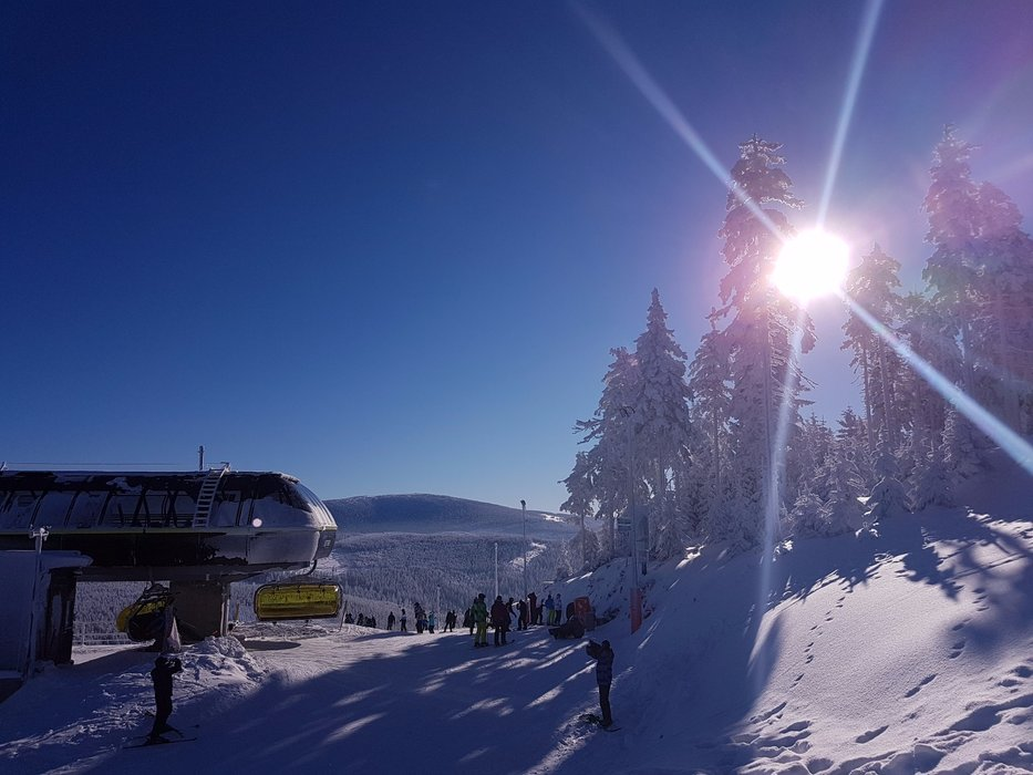 Czarna Góra (PL) - January 2017