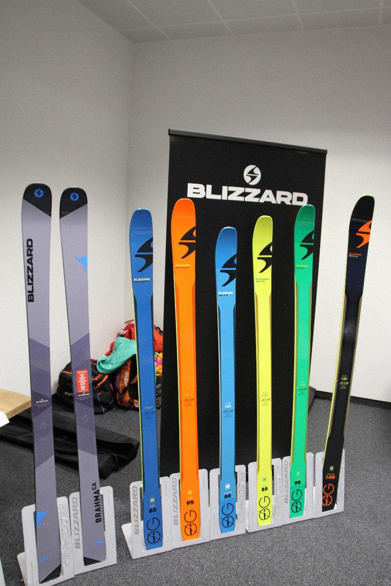 Zero G Skitourenski von Blizzard (Saison 17/18) - © Skiinfo