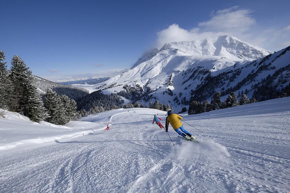 Ski Center Latemar - ©Orlerimages per Visitfiemme.it