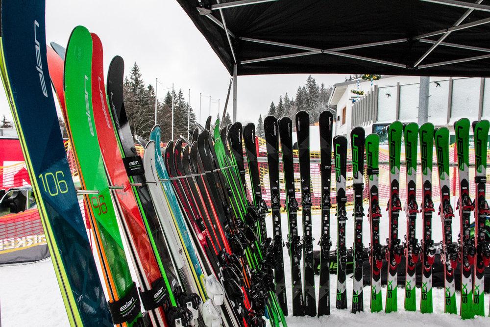Ski-Kollektion von ELAN für die Saison 2017/2018 - © Skiinfo