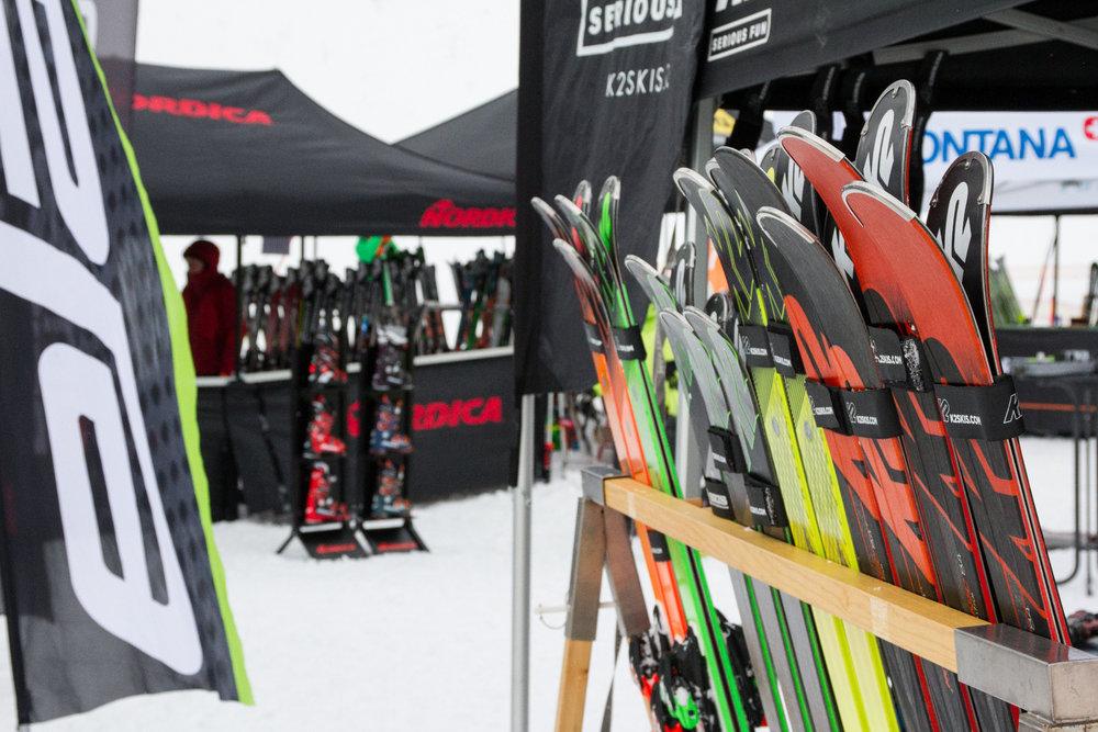All On Snow Skitest 2017 - © Skiinfo