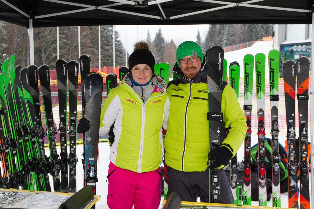 All On Snow Skitest 2017 am Großen Arber mit ELAN - © Skiinfo