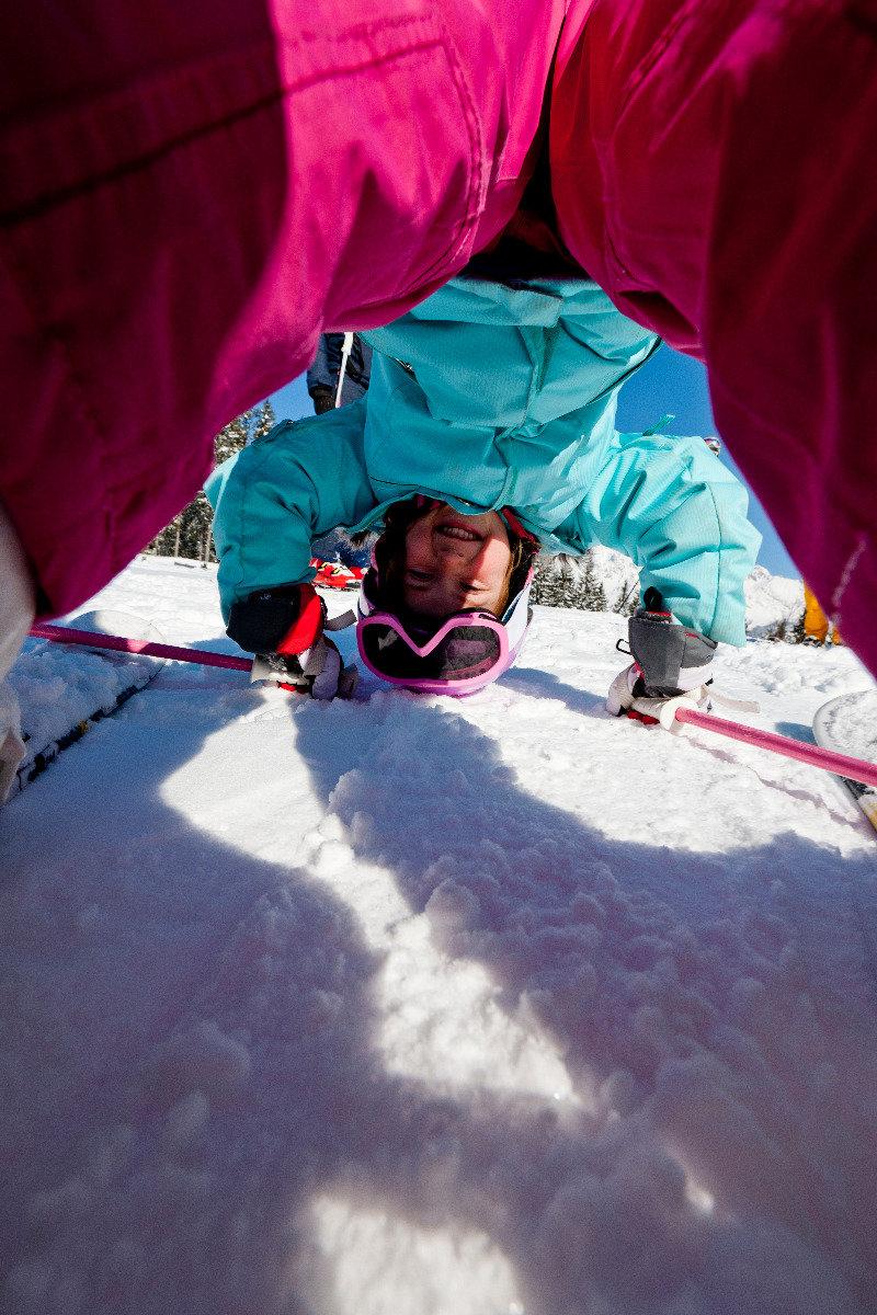 Zimná zábava v stredisku Filzmoos - © Tourismusinformation Filzmoos