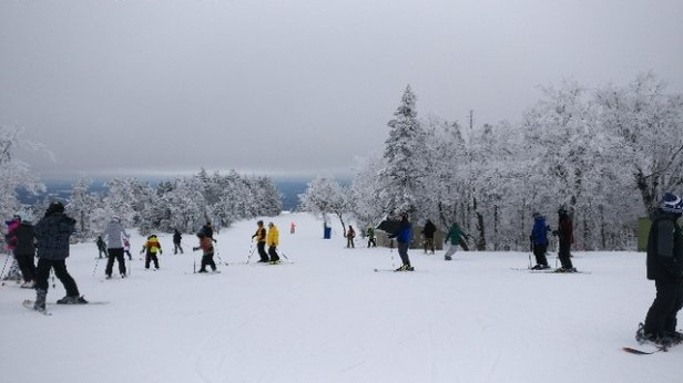 Mount Sunapee - Conditions were good on 1/20.  - © anonymous