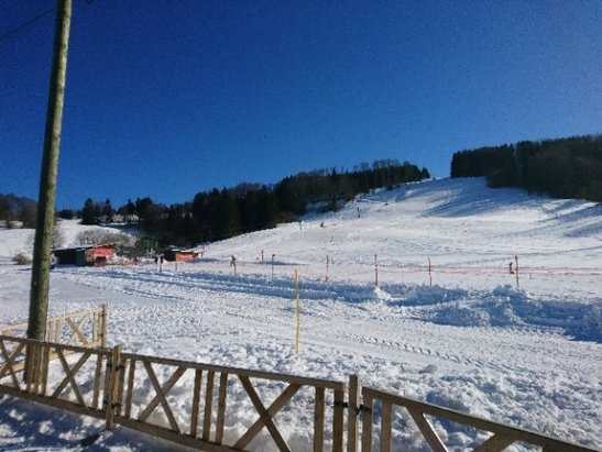 Les Rousses - Jeudi 26 janvier super temps !! Super neige  - © Seb39