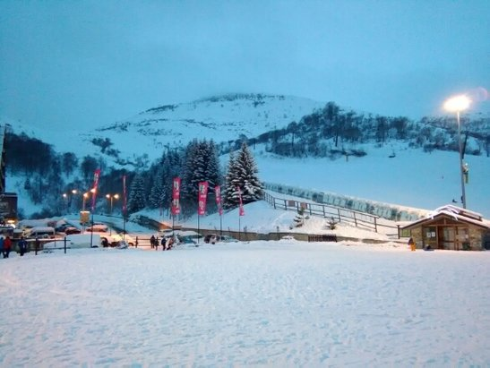 Artesina - Mondolè ski - buona abbastanza compatta - © Rodrigo Melacarne