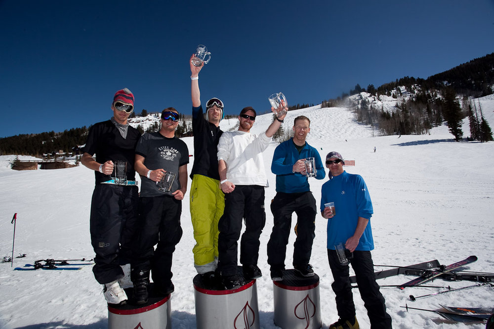 Aspen CO Comp+Snowboard_Podium_Battle