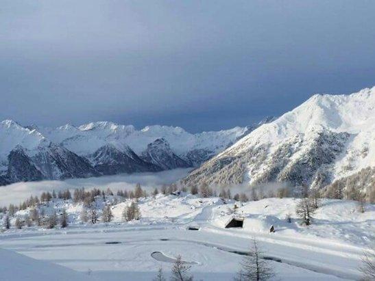 Pejo - Neve al top! Piste stupende da Pejo3000 sino a Terme di Pejo. - © Fabio
