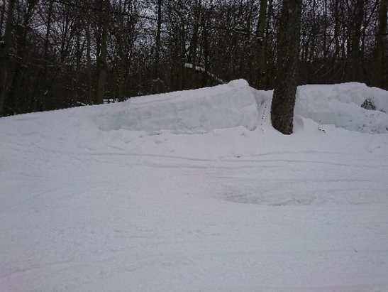 Jiminy Peak - 61' base!!! - © anonymous