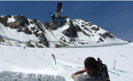 Val Senales Snowpark