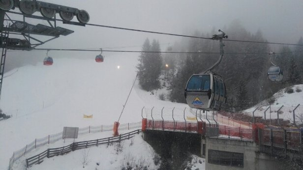 Serfaus Fiss Ladis - snowing for last 5 hours!!! - © janeklomot
