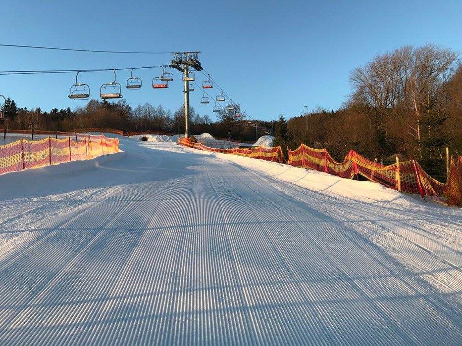 Skiareál Monínec - © Snowparadise Veľká Rača Oščadnica / facebook