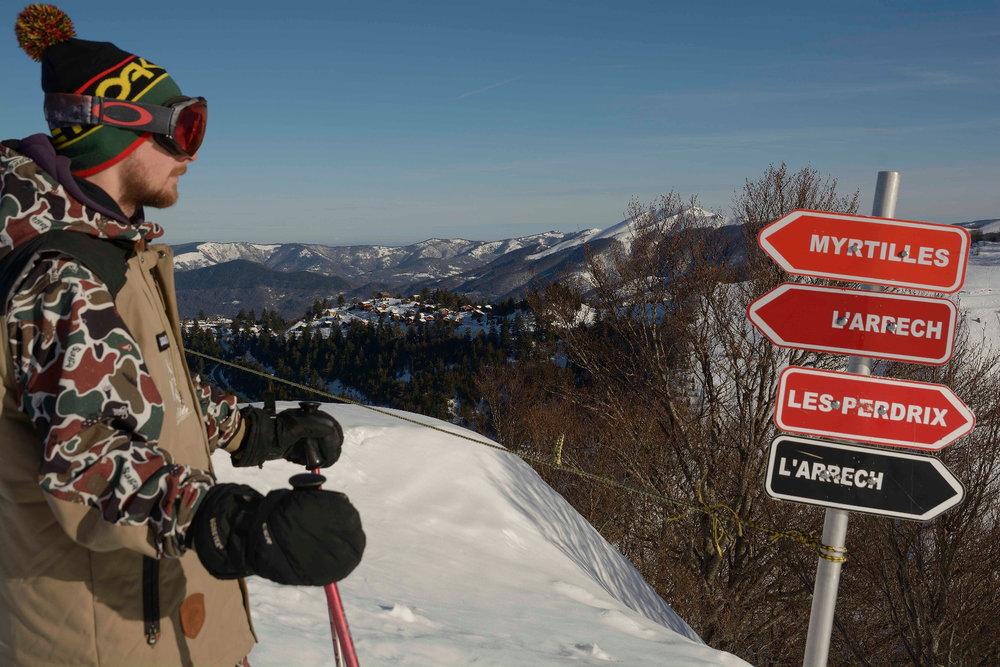 Le domaine skiable de Guzet s'articule autour de trois secteurs distincts qui font le plaisir de tous les skieurs, du débutant au plus chevronné.  - © Alex Gosteli