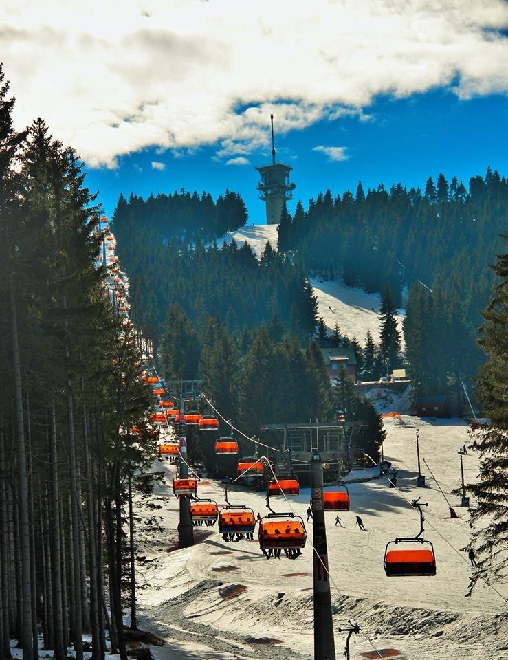 Skiareál Klínovec 27.02.2017 - © Skiareál Klínovec / facebook