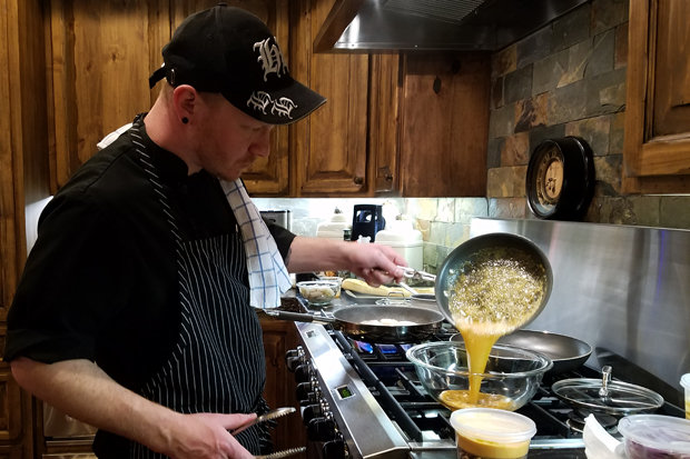 Personal chef service is just one of the many offerings available through Moving Mountains. - ©Heather B. Fried