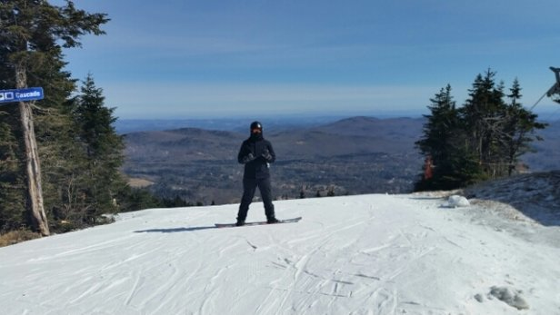 Mount Snow - great day with Brendan - © wmurphy4790