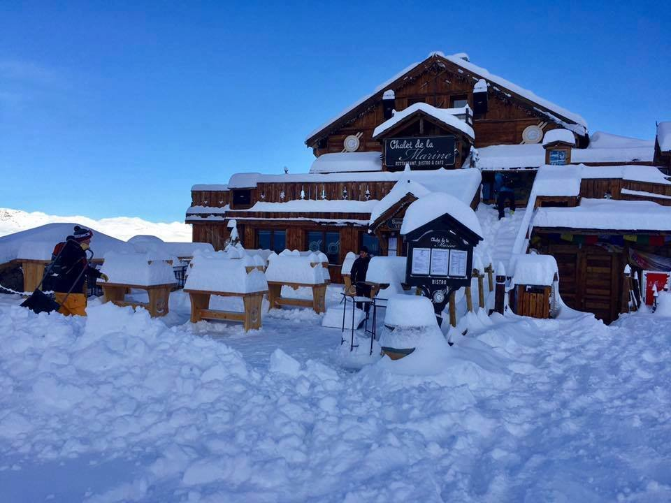 Val Thorens March 26th, 2017 - ©Val Thorens/Facebook