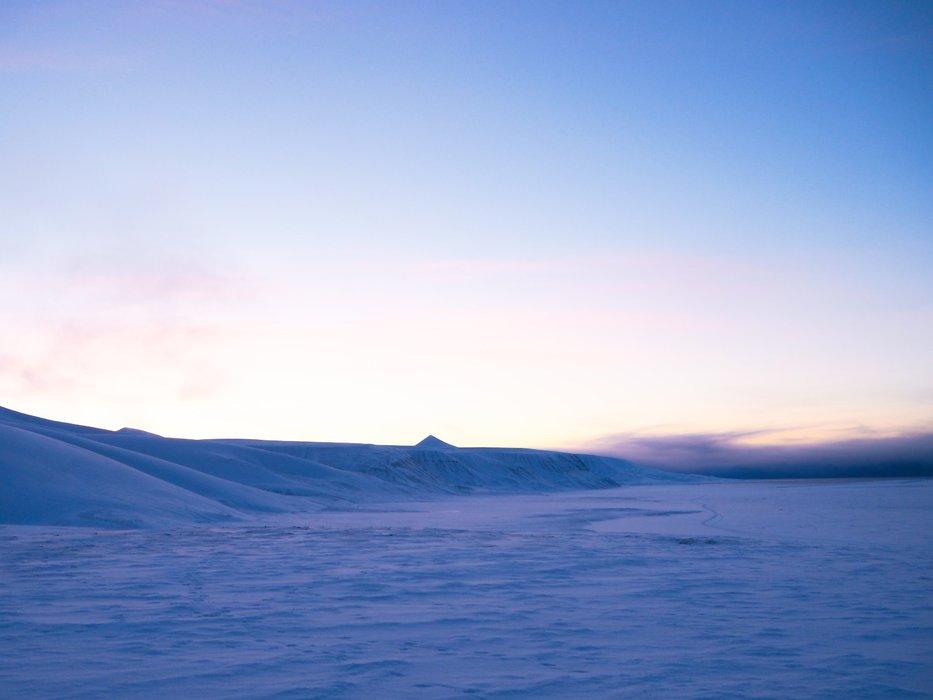 Solnedgang. - ©Vigdis Skogly