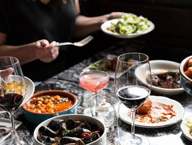 Finca is Salt Lake's flagbearer for Spanish tapas, a.k.a. the ideal late night food. - © Finca