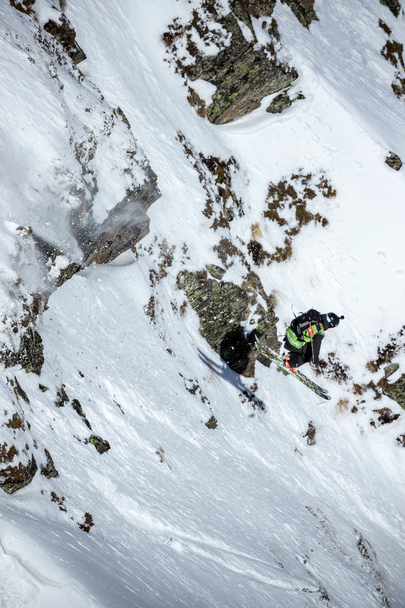 Freeride World Tour 2017 / Vallnord-Arcalis (Andorra) - © Freride World Tour_D. Daher