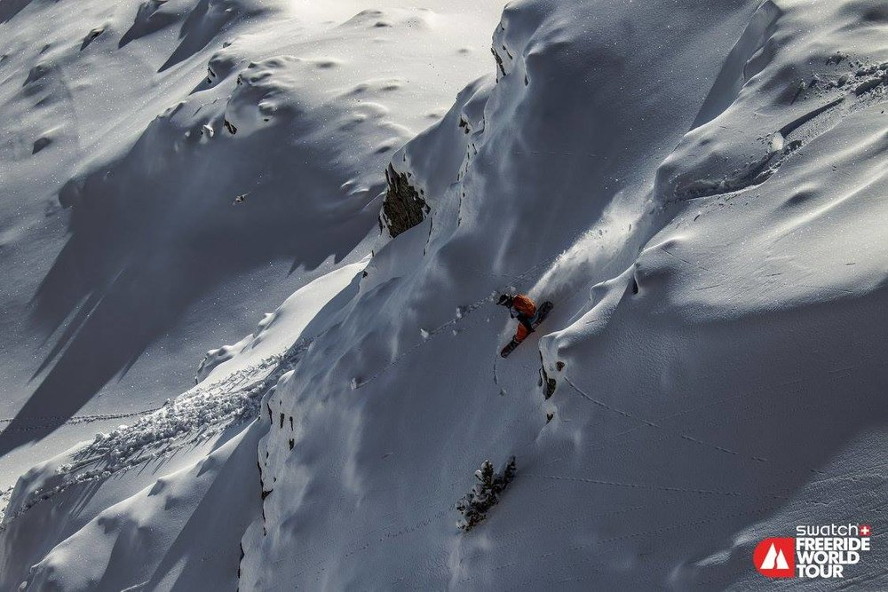 null - © Freeride World Tour | Tim Lloyd