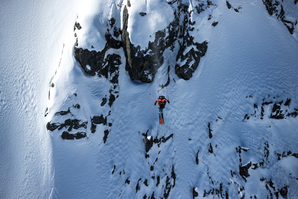 null - © Freeride World Tour / J. Bernard