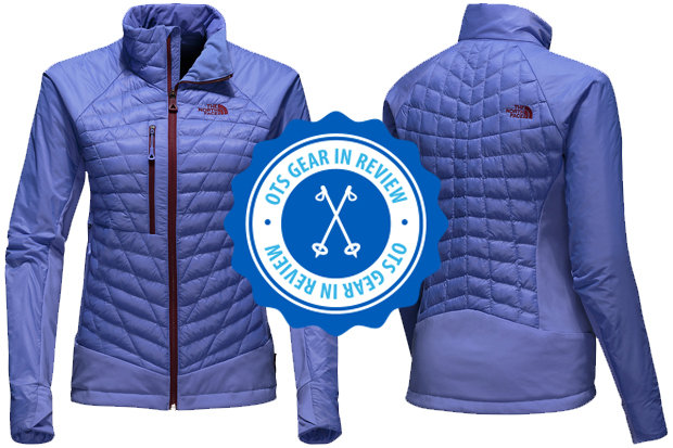 OnTheSnow reviewed this North Face mid layer, which is available during the 2016/2017 ski season. - © thenorthface.com