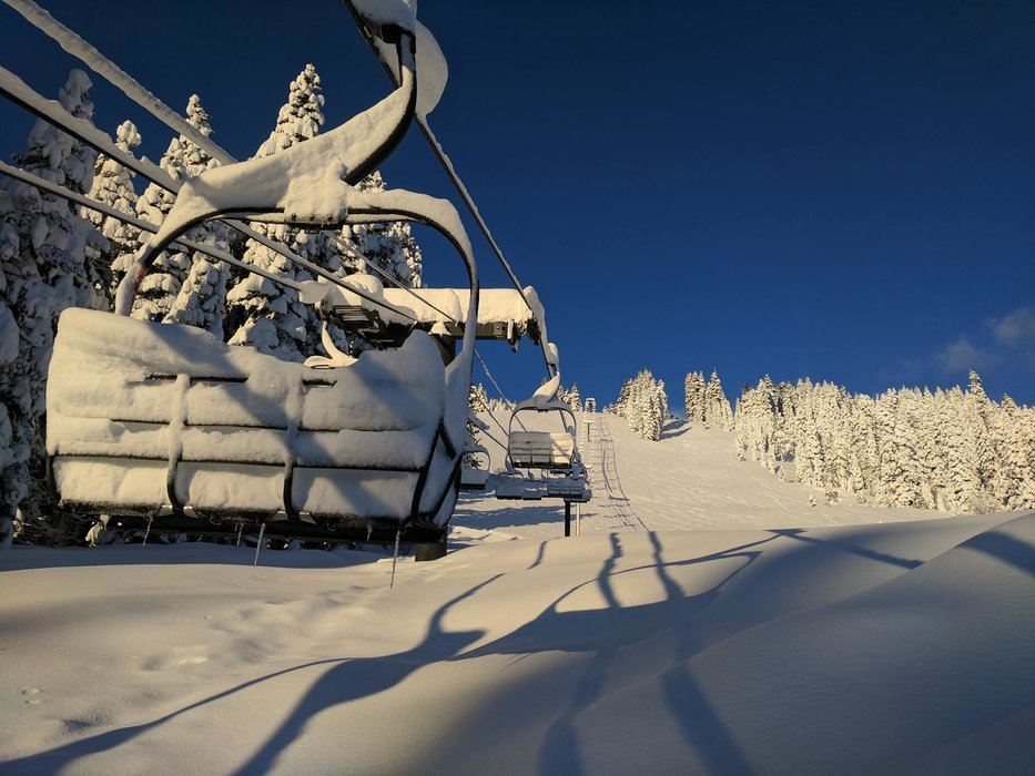 Homewood Mountain Resort 2/17 - © Homewood Mountain Resort