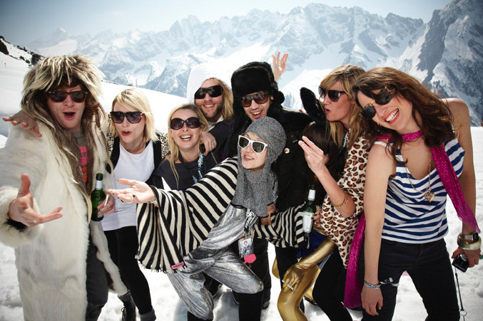 Mayrhofen Snowbombing - ©Mayrhofen