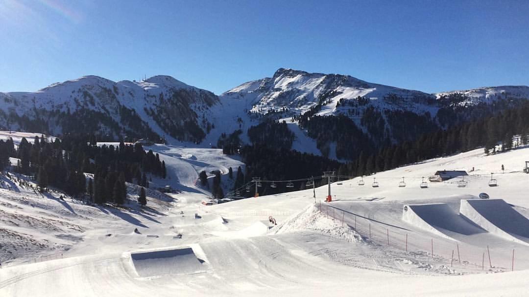 Obereggen - Marzo 2017 - © Obereggen Snowpark Facebook