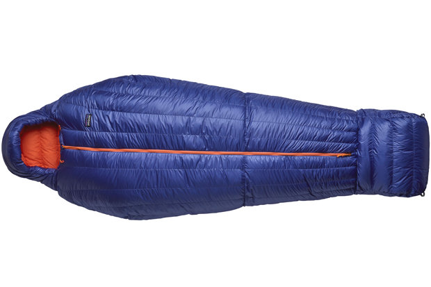 Patagonia Sleeping Bags: $279-$519 For the first time in an official capacity, Patagonia brings its insulation expertise to the sleeping bag game. The initial offering is made up of two 800-fill Traceable Down sleeping bags, one rated to 19°F and the other to 30°F, plus a minimalist