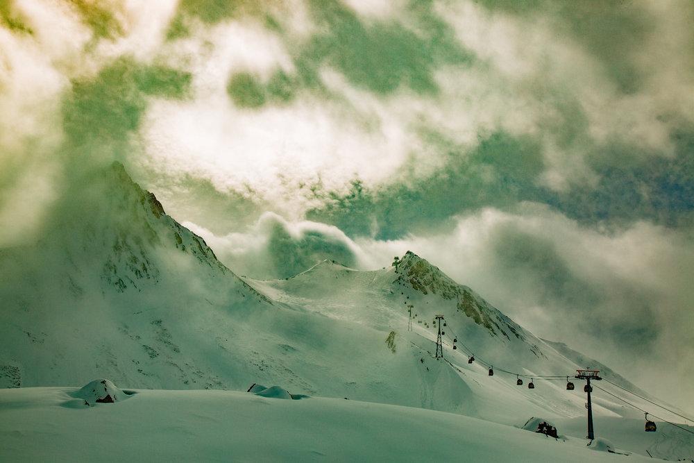 Eindrücke aus dem Skigebiet Serfaus Fiss Ladis (März 2017) - © Skiinfo
