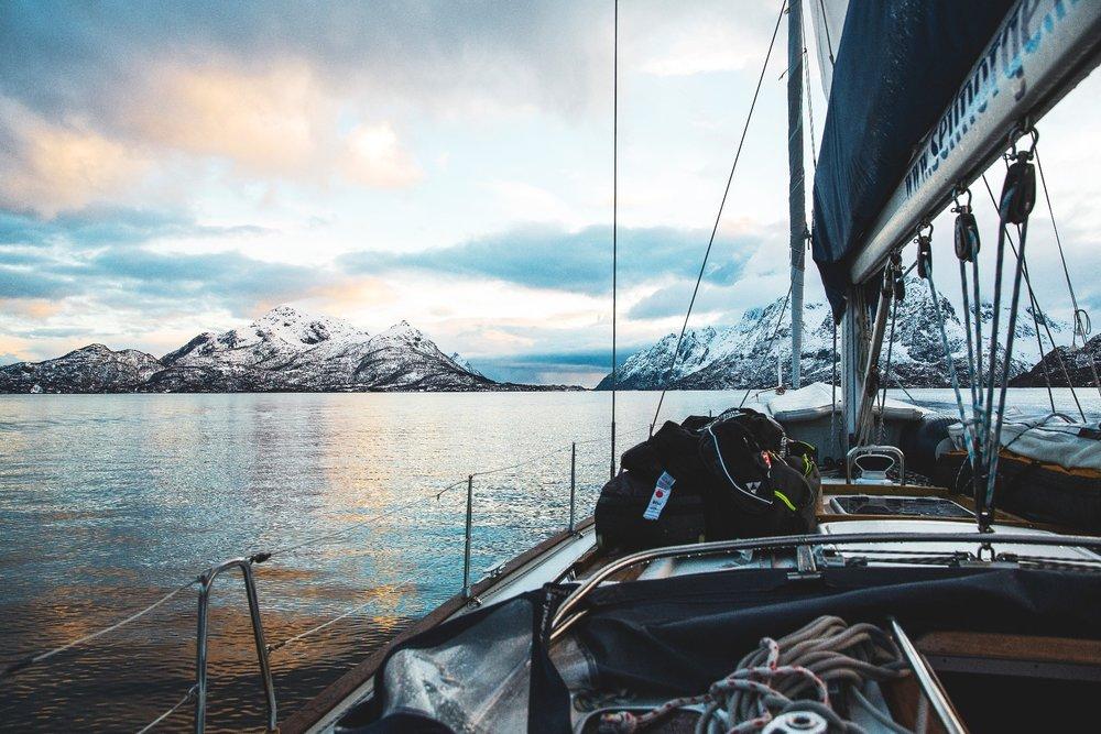 Det er lite som slår utsikten i Lofoten. - ©Torbjørn Buvarp