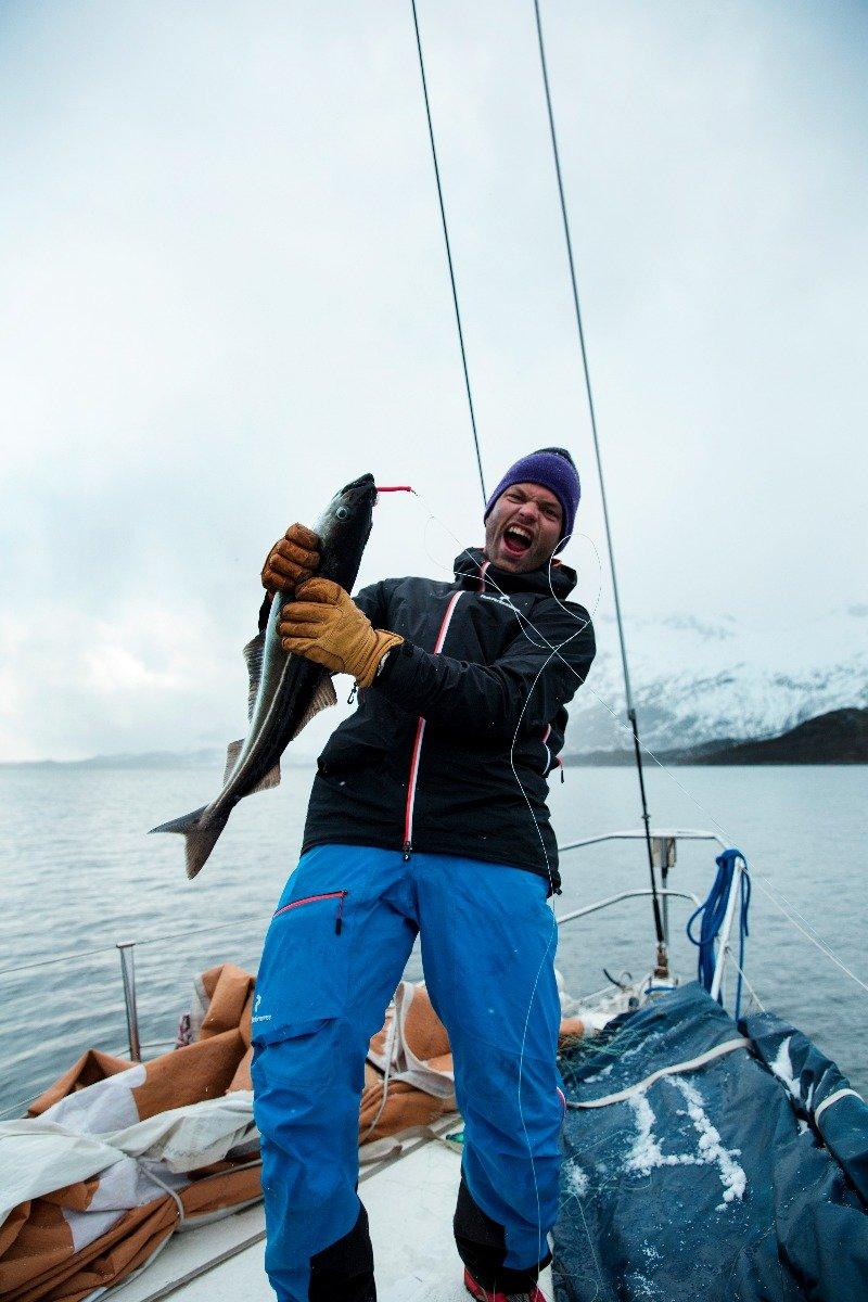 Lofoten + fiske = sant - ©Torbjørn Buvarp