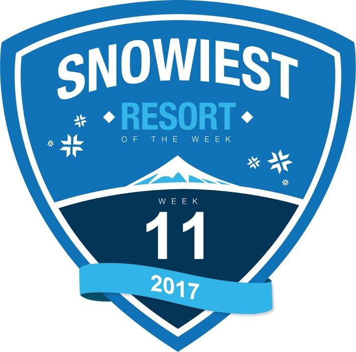 Myrkdalen fikk mest snø av over 1000 skisentre i hele Europa i uke 11. - © Skiinfo