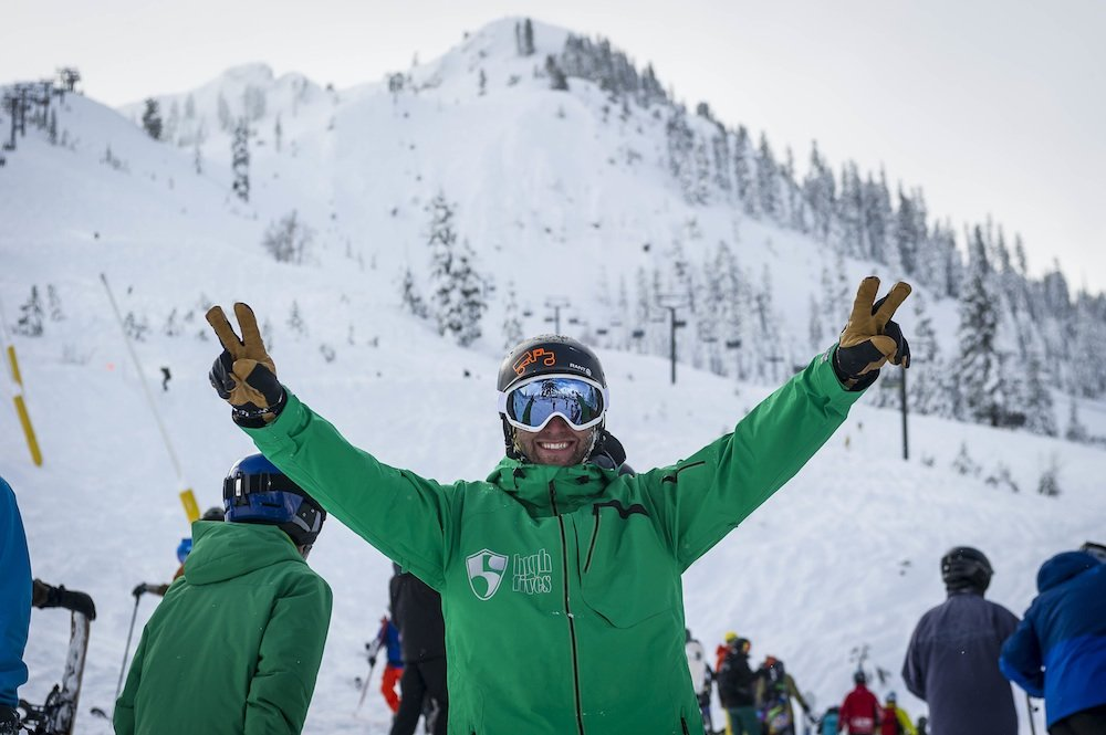 Cel-e-brate good times, come on! - ©Squaw Valley / Alpine Meadows