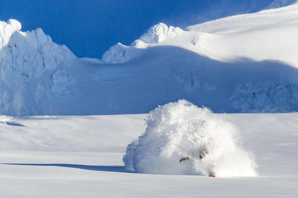 De favoriete seizoensfoto's van onze US-collega's. - © Timberline Lodge