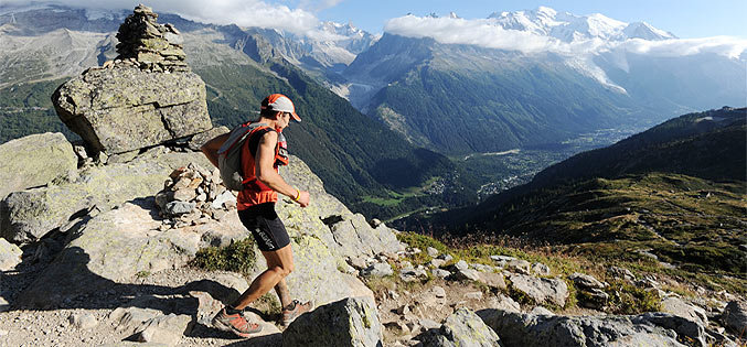 Trail (photo UTMB / P.Tournaire) - © UTMB / P.Tournaire