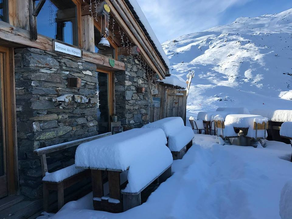 Val Thorens March 26th, 2017 - © Val Thorens/Facebook