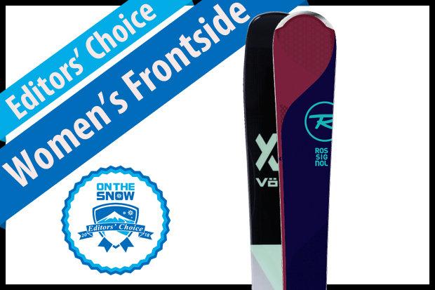 The best women's Frontside skis for 2017/2018.
